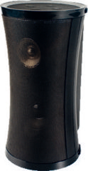 Alecto draadloze luidspreker, zwart, (hxbxd) 240x100x100mm