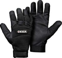 Zwarte Allround werkhandschoen OXXA X-Mech 51-600 handschoen , maat 10/XL - zwart - Timmerman