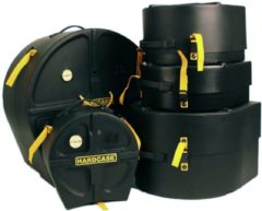 "Hardcase CaseSet ""Rock Fusion 3"", HROCKFUS-3, 22/10/12/16FT/14SD"