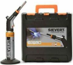 Sievert Powerjet Gasbrander Set Ultra 2535 in Koffer - Krachtig - Professioneel - Solderen