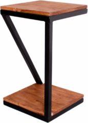 SIT Beistelltisch »Panama« aus Metall & Massivholz
