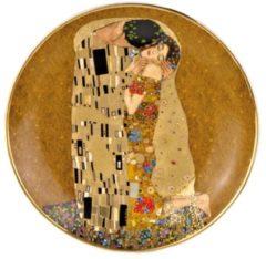 Der Kuss Wandteller Artis Orbis Goebel Bunt