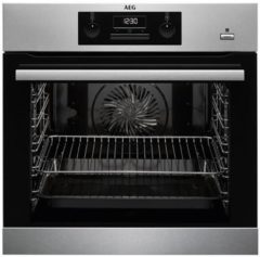 Roestvrijstalen AEG BEB351010M Electrisch 71l 3500W A Roestvrijstaal oven