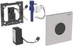 Geberit Sigma 10 urinoir bedieningsplaat infrarood netvoeding Rvs Geborsteld 116.025.SN.1