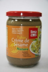 Lima Tahin Zonder Zout (500g)