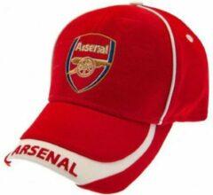 Arsenal FC Arsenal cap - volwassenen - logo's - rood/wit