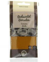 Org Flavour Comp Geelwortel/curcuma (23g)