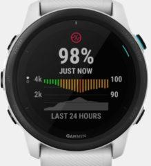 Witte Garmin Forerunner 745 sport horloge Grijs Touchscreen 240 x 240 Pixels Bluetooth