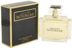 Ralph Lauren Notorious For Women - 75 ml - Eau de parfum