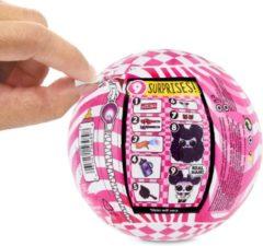 Roze L.O.L. Surprise! L.O.L. Surprise Bal Surprise Lights Hair Pets Spring Fling - Series A - Minipop