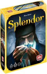 Days of Wonder Space Cowboys Splendor Bordspel