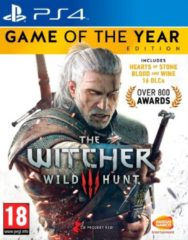 Namco Bandai The Witcher 3 Wild Hunt Game of the Year Edition