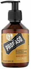 Proraso Baardshampoo Wood And Spice 200 ml