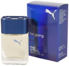 PUMA I'm Going After Shave Man 60 ml