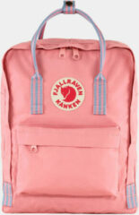 Fjällräven Fjallraven Kanken Rugzak pink/long stripes backpack