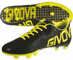 """Gele Voetbalschoen GIVOVA """"SCARPA METAL"""" maat 43."""