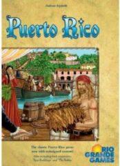 Rio Grande Games Puerto Rico - Deluxe Edition