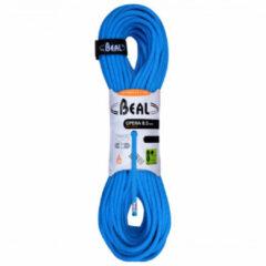 Beal - Opera 8,5 mm - Enkeltouw maat 70 m blauw