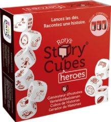 Witte Zygomatic dobbelspel Rory's Story Cubes - Heroes