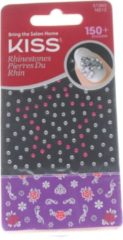 Kiss products Kiss Nail Artist Rhinestones over 150 stickers (ster)
