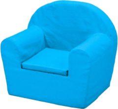 Lichtblauwe Let's Lounge Runda Lichtblauw