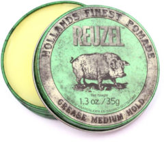 Groene Reuzel - Grease Medium Hold (Reuzel Green) - 35 gr
