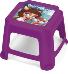 Mattel Kruk Enchantimals Junior 27 X 27 X 21 Cm Paars