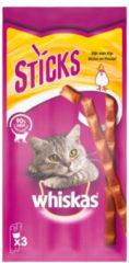 Whiskas Sticks 18 g - Kattensnack - Kip