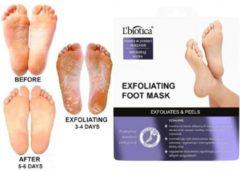Paarse L'biotica 1 x Paar Eeltsokken-Eelt masker - Exfoliating Mask-Eeltsokken- voetverzorging – Eelt sokken – huidverzorging.