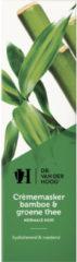 Dr Van der Hoog Dr Vd Hoog Crememasker bamboe & groene thee 10 Milliliter