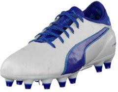 Fussballschuhe evoTOUCH 2 FG 103693-01 Puma puma white-true blue-blue danu