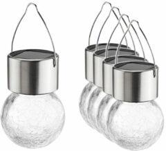 Transparante Haushalt 70311 - hanglampen - set van 5 lampen