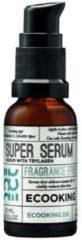Ecooking Super Serum - Hydraterend en Anti-Aging Serum - Met Hyaluronzuur & Hexapeptide-8, een natuurlijk alternatief voor Botox - Minimaliseert Rimpels en Fijne Lijntjes - Pompflacon 20 ml
