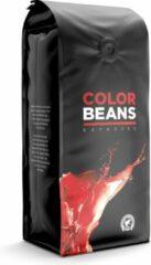 Colorbeans Espresso koffiebonen met Rainforest Alliance keurmerk, geschikt voor alle koffiemachines