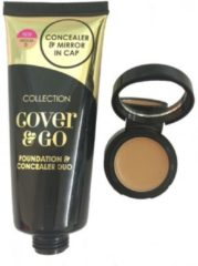 Beige Collection 2000 Collection Foundation & Concealer Duo - 5 Medium