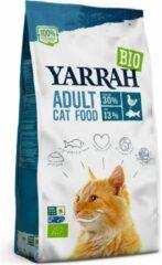 4x Yarrah Bio Kattenvoer Vis 2,4 kg