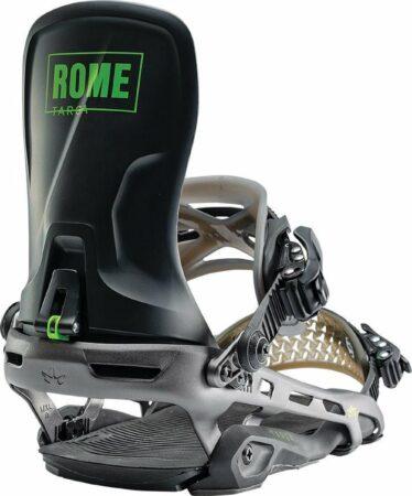 Afbeelding van Rome Targa snowboardbindingen zwart 19/20