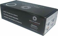 BBQ Flavour | Briquettes Quick Kokos Round | Grillbricks | Grill briketten