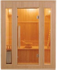Maison Home Maison's Sauna - Sauna - Stoom sauna - Finse stoom sauna - 3 persoons - 190x153x110cm
