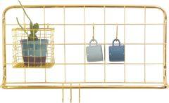 Gouden Present Time (Pt,) Kitchen rack set Open Grid gold plated