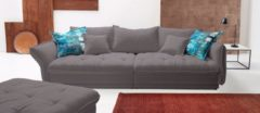 INOSIGN Big-Sofa, wahlweise mit LED-Ambiente Beleuchtung