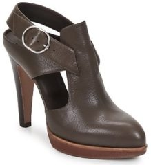 Bruine Pumps Michel Perry MADRAS