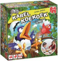 Witte Jumbo Karel Koekoek - Kinderspel
