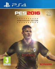 Konami PES 2016 Pro Evolution Soccer 2016 20th Anniversary Edition