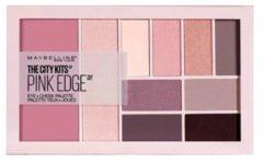 Maybelline City Kits Oogschaduw - 2 Pink Edge - oogschaduw palette