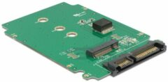 22-Polig SATA naar M.2 NGFF adapter - Quality4All