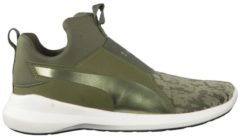 Trainingsschuhe Rebel Mid VR 363677-01 Puma OLIVE NIGHT-OLIVE NIGHT