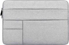 YONO Laptophoes Sleeve voor 13.3 Inch Laptops – Waterdichte Laptoptas – Grijs