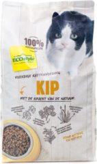 ECOstyle VitaalCompleet - Kip kattenvoeding 10 kg