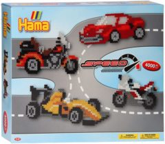 Strijkkralen Hama Auto's 4000 Dlg. K5 (2673149)